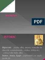 Aspirina prezentare