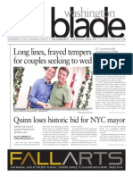 Washingtonblade.com – Volume 44, Issue 37 – September 13, 2013