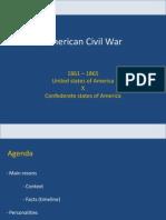 American - Civil War