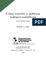 Como escribir y publicar trabajos cientficos, manual.pdf