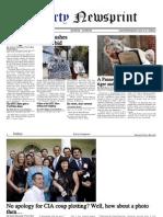 Libertynewsprint 6-24-09 Edition
