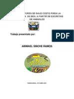 Trabajo Investigacion - Biol