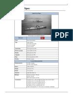 Acorazado de Bolsillo Admiral Graf Spee