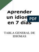 Tabla General de Idiomas(MODIFICADA2)