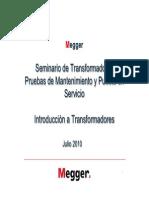 Best Practices Introduccion Transformadores