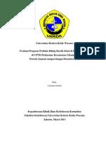 Evaluasi Program [Revisi]
