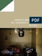 Libro Replicas Terremoto chile