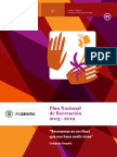 Plan Nacional de Recreacion 2013 - 2019