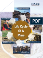 Life Cycle of a Mine