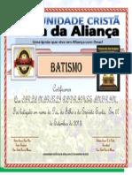 Certificado Carla Marceli