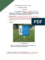 Resumo Gram e Texto 4aetapa2792010103115