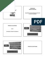 Projetos de Sistemas Slides Da Tele Aula 1