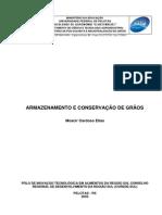 armazenamento e conservação de grãos