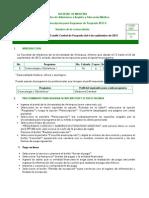 Guia Convocatoria Ginecologia Medicina Udea 2013