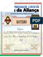 Certificado Juliana Ferreira