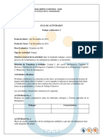 Guia de Actividades y Rubrica de Evaluacion Trab Col 1