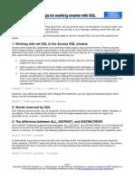 10 Tips SQL