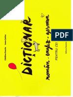 Dictionar in Imagini