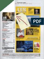 Article du Figaro Magazine sur les Heraults de l'Evangile
