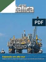 revista construção metálica 95