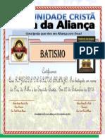 Certificado Rizelda Silva