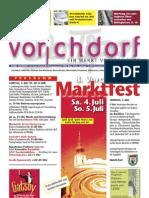 Vorchdorfer Tipp 2009-06