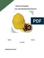 caiet de practica tehnologia constructiilor