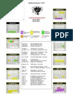 2013-2014 school calendar revised sept 7 2013-1