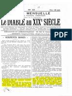 Le Diable Au XIXe 10 189410