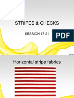 Checks and Stripes Session 17-21
