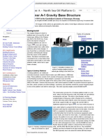 Failures - Sleipner a - North Sea Oil Platform Collapse