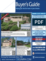 Coldwell Banker Olympia Real Estate Buyers Guide September 14th 2013