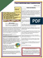 Newsletter 130912