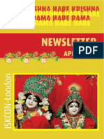 ISKCON London (UK)-2009.04-April Newsletter