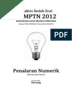 Analisis Bedah Soal SNMPTN 2012 Kemampuan Penalaran Numerik (Barisan Dan Deret)