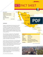 Exporting to Mexico DHL Fact Sheet