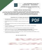 Guia de Bolsillo Proceso de Induccion Instructores