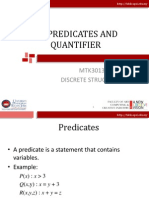 20130905170921MTK3013-Chapter1.3 Predicates and Quantifiers