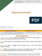 Cognos Event Studio v1