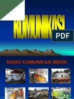 Radio Medik Unit Gawat Darurat