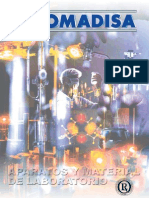 Catalogo Omadisa - Material de Lab.