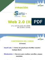 Presentación sobre algunos recursos de la Web2.0 para Sartu-Alava
