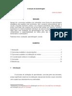 MATERIAL - Gestão escolar democrática, articulada com a qualidade de ensinoVERSÃO FINAL - Avaliação da Aprendizagem