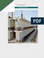 Especificaciones Técnicas Generales para el concreto