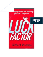 120356931 the Luck Factor