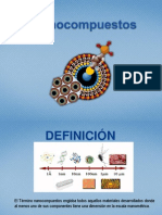 Nanocompuestos diapos