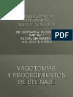 Vagotomias Cce Gustavo