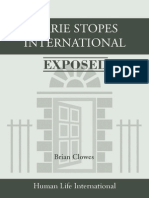 Marie Stopes International Exposed