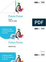 Future Focus Dublin - Morning Presentations