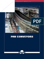Pan Conveyors